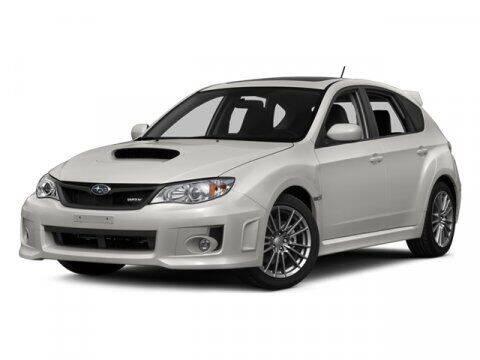 2014 Subaru Impreza for sale at J T Auto Group in Sanford NC