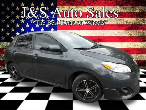 2010 Toyota Matrix for sale at J & S Auto Sales in Clarksville TN