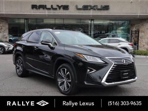 2019 Lexus RX 450hL for sale at RALLYE LEXUS in Glen Cove NY