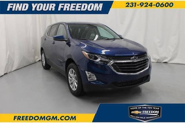 2021 Chevrolet Equinox for sale in Fremont, MI