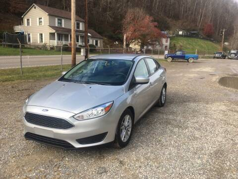 2018 Ford Focus for sale at Muncy's Recycle & Auto Sales in Belfry KY
