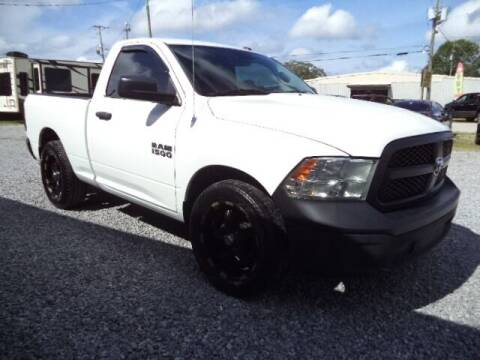2014 RAM Ram Pickup 1500 for sale at PICAYUNE AUTO SALES in Picayune MS