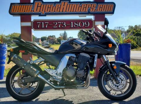 2006 Kawasaki Z750S for sale at Haldeman Auto in Lebanon PA