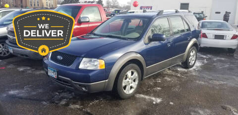 2007 Ford Freestyle for sale at Tower Motors in Brainerd MN