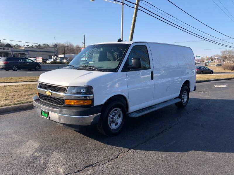 2019 Chevrolet Express Cargo for sale at iCar Auto Sales in Howell NJ