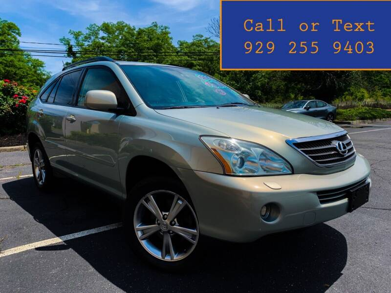 2006 Lexus RX 400h for sale at Ultimate Motors in Port Monmouth NJ