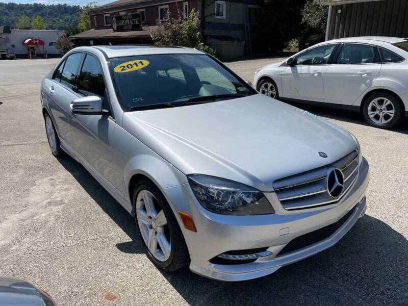 2011 Mercedes-Benz C-Class for sale at Worldwide Auto Group LLC in Monroeville PA