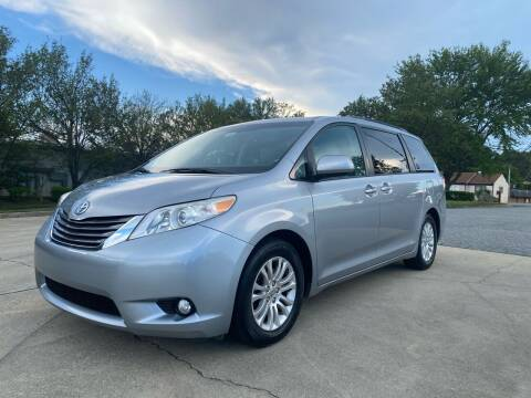 2013 Toyota Sienna for sale at Triple A's Motors in Greensboro NC