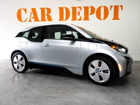 2016 BMW i3 for sale at Car Depot in Miramar FL