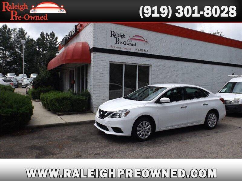 2019 Nissan Sentra for sale at Raleigh Pre-Owned in Raleigh NC