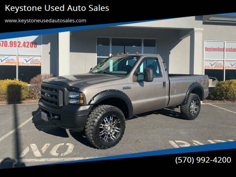 2006 Ford F-250 Super Duty for sale at Keystone Used Auto Sales in Brodheadsville PA