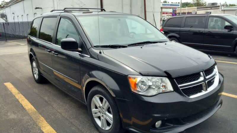 2012 Dodge Grand Caravan for sale at Graft Sales and Service Inc in Scottdale PA