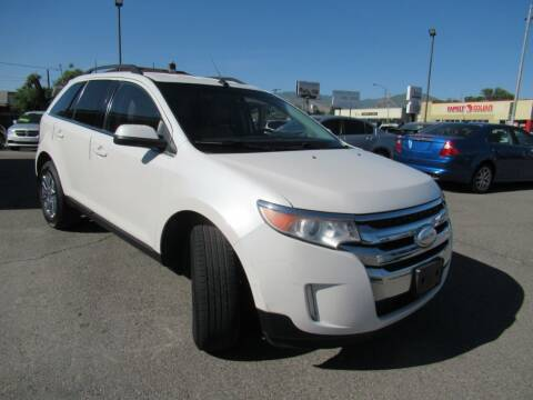 2011 Ford Edge for sale at Crown Auto in South Salt Lake UT
