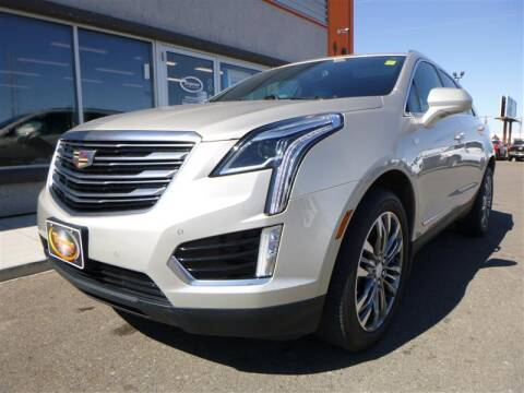 2017 Cadillac XT5 for sale at Torgerson Auto Center in Bismarck ND