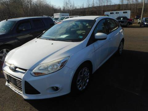 2012 Ford Focus for sale at Automotive Toy Store LLC in Mount Carmel PA