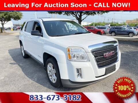 2012 GMC Terrain for sale at Glenbrook Dodge Chrysler Jeep Ram and Fiat in Fort Wayne IN