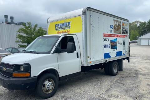 2011 Chevrolet Express Cutaway for sale at TRANS P in East Windsor CT