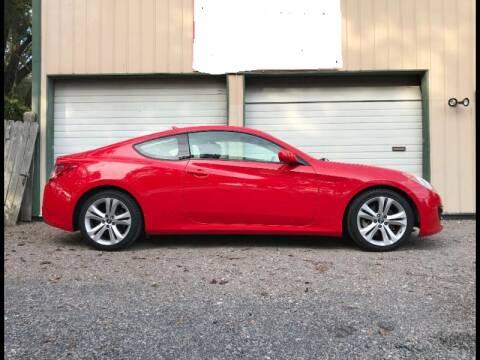 2011 Hyundai Genesis Coupe for sale at Special Finance of Charleston LLC in Moncks Corner SC