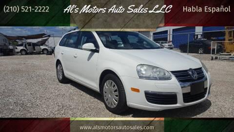 2009 Volkswagen Jetta for sale at Al's Motors Auto Sales LLC in San Antonio TX