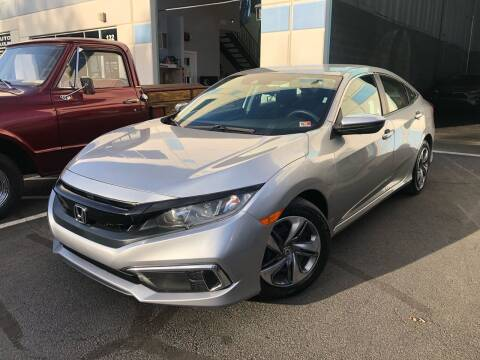 2019 Honda Civic for sale at Best Auto Group in Chantilly VA