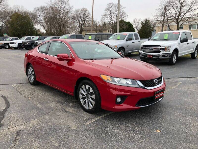 2013 Honda Accord for sale at WILLIAMS AUTO SALES in Green Bay WI