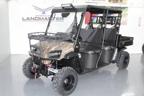 2021 AMERICAN LANDMASTER L7X for sale at Lansing Auto Mart in Lansing KS