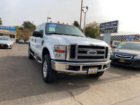 2008 Ford F-350 Super Duty for sale at Save Auto Sales in Sacramento CA