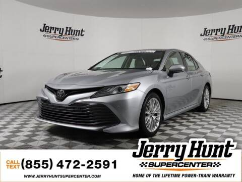 2018 Toyota Camry for sale at Jerry Hunt Supercenter in Lexington NC