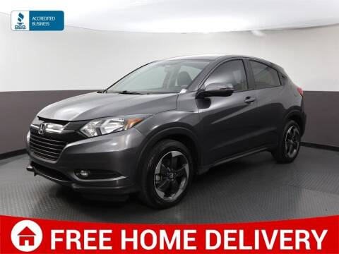 2018 Honda HR-V for sale at Florida Fine Cars - West Palm Beach in West Palm Beach FL