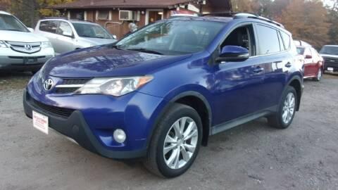 2014 Toyota RAV4 for sale at Select Cars Of Thornburg in Fredericksburg VA
