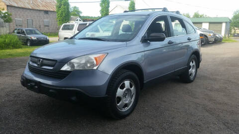 2007 Honda CR-V for sale at Village Car Company in Hinesburg VT