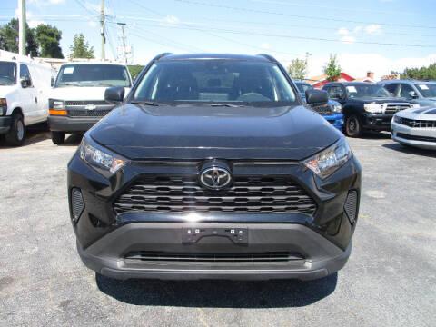 2021 Toyota RAV4 for sale at LOS PAISANOS AUTO & TRUCK SALES LLC in Doraville GA