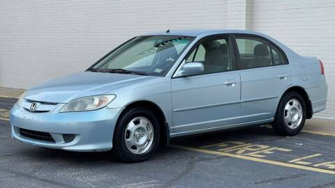 2004 Honda Civic for sale at Carland Auto Sales INC. in Portsmouth VA