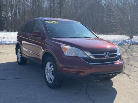 2010 Honda CR-V for sale at Betten Baker Preowned Center in Twin Lake MI