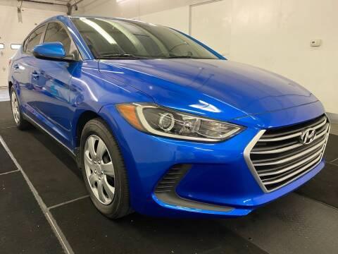 2017 Hyundai Elantra for sale at TOWNE AUTO BROKERS in Virginia Beach VA