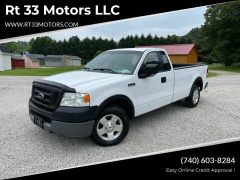2005 Ford F-150 for sale at Rt 33 Motors LLC in Rockbridge OH