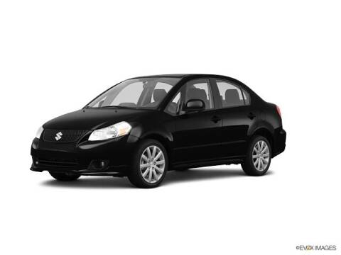 2012 Suzuki SX4 for sale at CHAPARRAL USED CARS OF ERWIN in Erwin TN