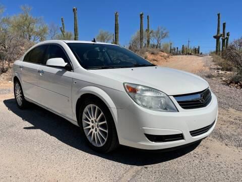 2007 Saturn Aura for sale at Auto Executives in Tucson AZ