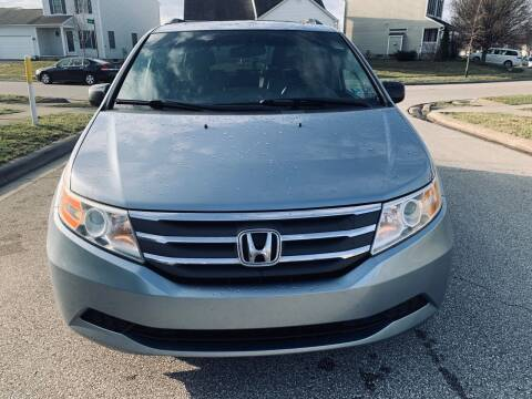 2011 Honda Odyssey for sale at Via Roma Auto Sales in Columbus OH