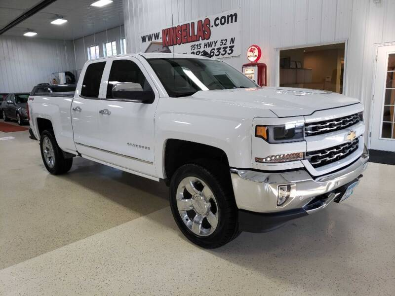 2016 Chevrolet Silverado 1500 for sale at Kinsellas Auto Sales in Rochester MN