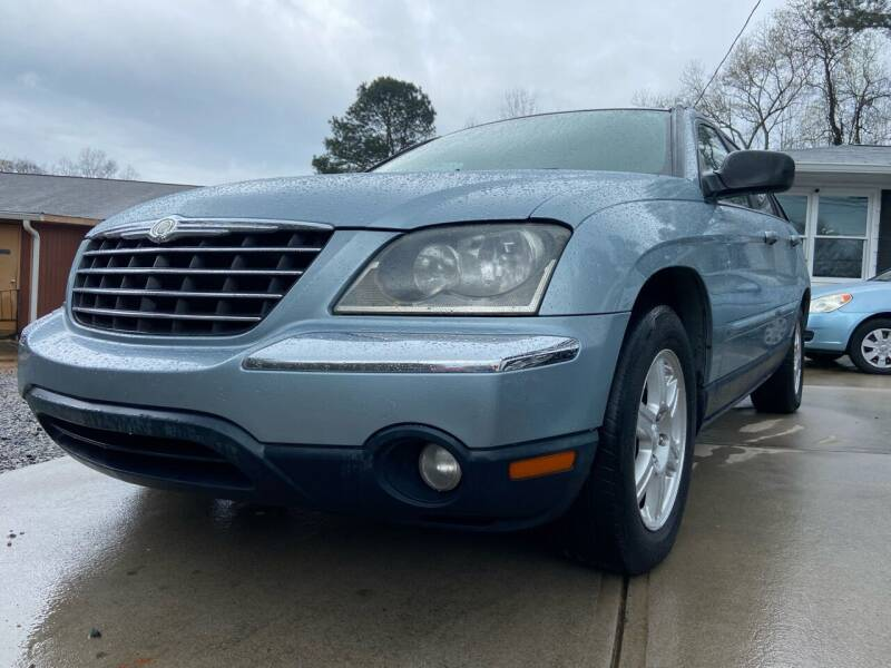 2006 Chrysler Pacifica for sale at Efficiency Auto Buyers in Milton GA