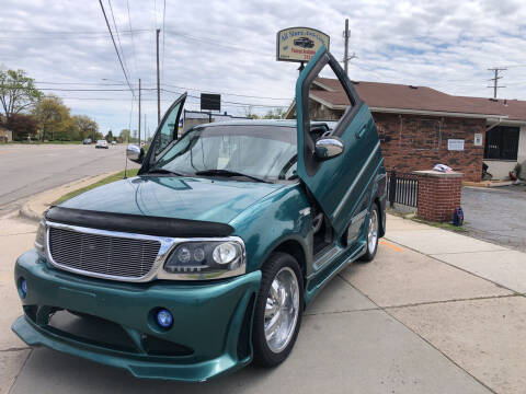 1998 Ford Expedition for sale at All Starz Auto Center Inc in Redford MI