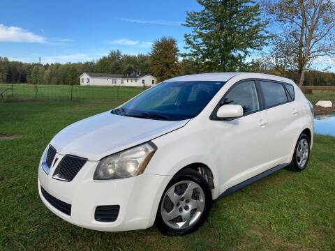 2010 Pontiac Vibe for sale at K2 Autos in Holland MI