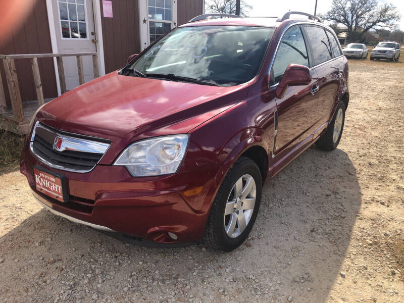 2009 Saturn Vue for sale at Knight Motor Company in Bryan TX