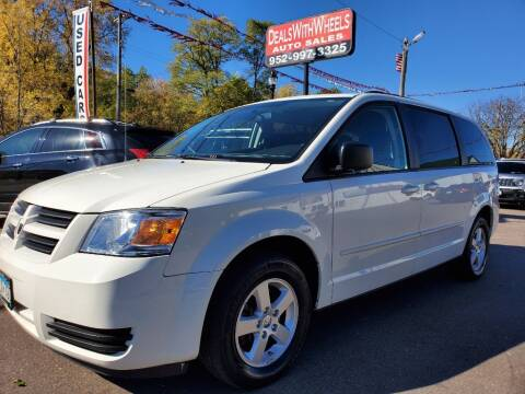 2010 Dodge Grand Caravan for sale at Dealswithwheels in Inver Grove Heights MN