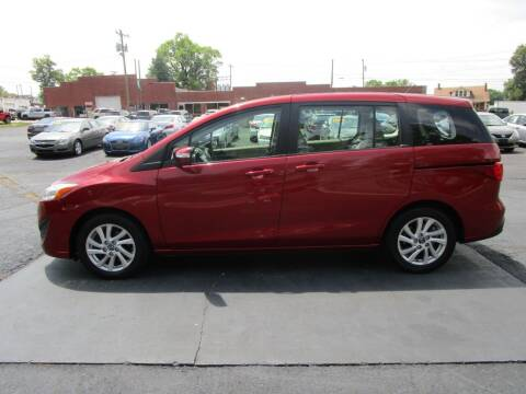 2014 Mazda MAZDA5 for sale at Taylorsville Auto Mart in Taylorsville NC