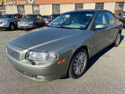 2006 Volvo S80 for sale at MAGIC AUTO SALES - Magic Auto Prestige in South Hackensack NJ