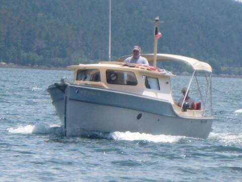 2006 Two Daughters 24' Power Cruiser for sale at Champlain Valley MotorSports in Cornwall VT