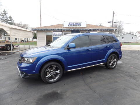 2015 Dodge Journey for sale at DeLong Auto Group in Tipton IN