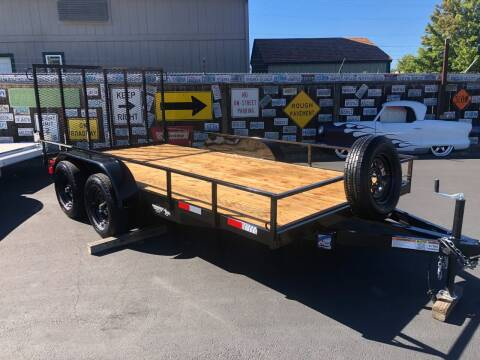 2020 Workhorse Trailers LLC 7x14 for sale at 3 BOYS CLASSIC TOWING and Auto Sales in Grants Pass OR